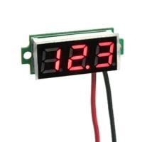 仕様   電圧測定範囲 DC 3.5V〜30V  電圧表示     デジタル表示 0.1単位  LE...