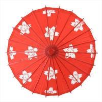 ・お着物をめされたお芝居(お稽古)や日傘に最適な子供傘です。 ・直径62cmと小さめですので、お子様...
