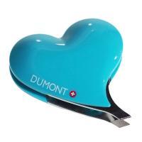 DUMONT デュモン ハート型ピンセット ターコイズ 0704-HT/BT-SET 工具