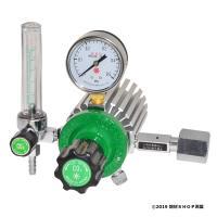 (株)阪口製作所  使用可能ガス:炭酸ガス  低圧圧力計(0.5Mp) 標準流量(25L/min) ...