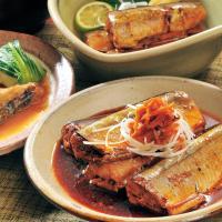 【全品送料無料】【わが街とくさんネット】「やわらか煮魚」は、食べやすい大きさの切り身で、塩分は控えめ...