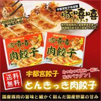 宇都宮餃子 とんきっき フタバ食品 32個入り×2箱 お取り寄せ お土産 ギフト プレゼント 母の日 特産品 名物商品
