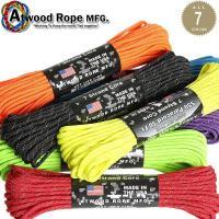 米軍、警察、消防にも納入しているATWOOD ROPE社のREFLECTIVEパラコード(リフレクテ...