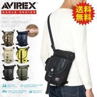 ■関連キーワード AVIREX アヴィレックス アビレックス メンズ レッグバッグ ショルダーバッグ...