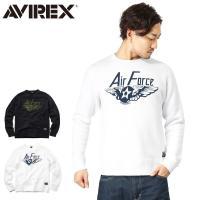 ■関連キーワード AVIREX アビレックス アヴィレックス スウェットシャツ トレーナー ミリタリ...