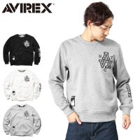 ■関連キーワード AVIREX アビレックス アヴィレックス メンズ スウェットシャツ トレーナー ...