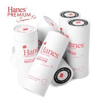 今だけ15%OFF! Hanes ヘインズ HM1-F001 PREMIUM JAPAN FIT ジャパンフィット クルーネック Tシャツ H.GRAY メンズ インナー 半袖 無地 ブランド