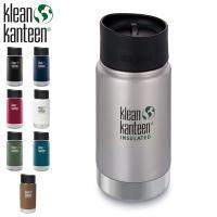 Klean Kanteen クリーンカンティーン ワイドインスレート CAFE 12oz 水筒 アウトドア キャンプ 保温 保冷 ブランド