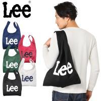 ■関連キーワード LEE リー エコバッグ メンズ レディース 無地 携帯 ショッピングバッグ ショ...