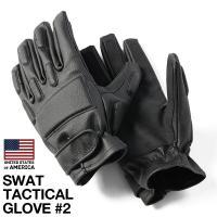 新品 米軍 SWATタクティカルグローブ#2のご紹介です。  この商品はSWAT(特殊火器戦術部隊)...