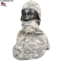 実物 新品 米軍バラクラバ ACUカモフラージュのご紹介です。  伸縮性の良いSPANDEX素材とコ...