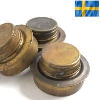 実物 スウェーデン軍 アルコールバーナーのご紹介です。  レアなスウェーデン軍からの放出品。 携帯で...