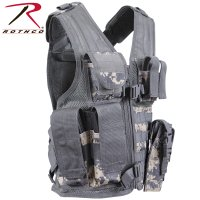 ROTHCO ロスコ キッズ TACTICAL CROSS DRAW ベスト 5598 ACU Digital Camo ブランド