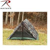 防水ポリウレタンコーティングされた軽量のテントです。 2人用のテントとして適しています。 珍しいウッ...