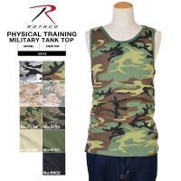 ROTHCO ロスコ フィジカル トレーニング用タンクトップ 品名:PHYSICAL TRAININ...