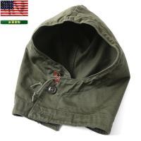 実物 米軍M-43、M-51 フィールドジャケット用フードのご紹介です。 制式名称:HOOD JAC...