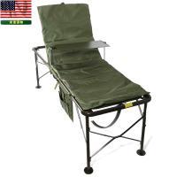 非常にレアで希少な1990年製の米軍実物の折り畳み式ベッドが入荷しました。 米軍のベースキャンプ内の...