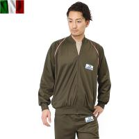 ■関連キーワード メンズ ジャージ 上下セット セットアップ イタリア軍 実物 放出品 トレーニング...