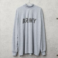 実物 新品 米陸軍新型PFU ロングスリーブTシャツのご紹介です。 ■正式名称:T-SHIRT, L...