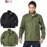 ■商品説明 忠実復刻 新品 米軍M-65フィールドジャケットのご紹介です。M-65フィールドジャケッ...