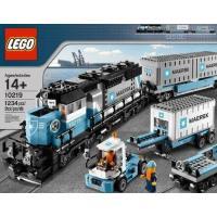 【商品名】レゴ lego 10219 マースクトレイン Creator Maersk Train 1...