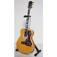 【商品名】ELVIS PRESLEY Miniature Mini Guitar Acoustic ...
