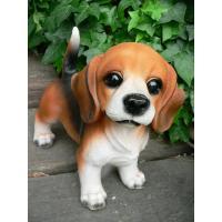 商品詳細商品説明ビーグルの犬の置物でございます。可愛いわんちゃんです。おまけとして犬の首にかけるウエ...