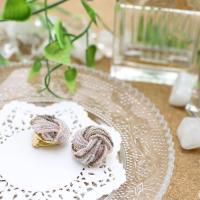 イヤリング ベネチアンガラス (ピンクビーズ) キアラ・デザイン イタリア製|walk2|06