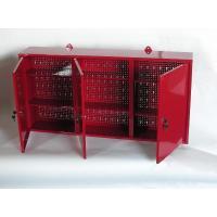 商品説明 作業場の整理整頓に壁掛けタイプの工具箱です。 本体色レッド ≪仕様≫ ●本体サイズ:幅12...