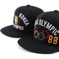 ビッグバンのジヨン(g-dragon)が生まれた年の1988年ソウルオリンピックのスナップバックキャ...