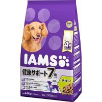 7歳以上の全てのシニア犬の健康な生活のために最適な製品設計。ワンちゃんが大好きなチキンを使用。 <総...