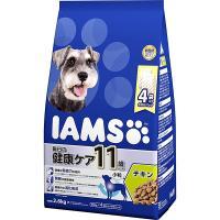 11歳以上の全てのシニア犬の健康な生活のために最適な製品設計。ワンちゃんが大好きなチキンを使用。 <...
