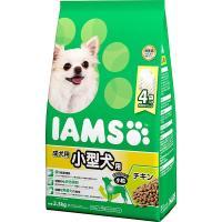 小型犬にぴったりな製品設計。ワンちゃんが大好きなチキンを使用。 <総合栄養食>  【保証分析値】 粗...
