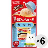 贅沢ぽんちゅ〜る (35g×2個)×6コ