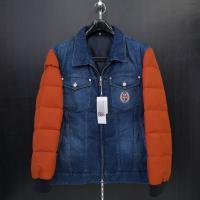 ■商品説明  正規ライセンス商品、新品です。  袖が切り替えしデザインのGジャン風ダウンジャケットで...