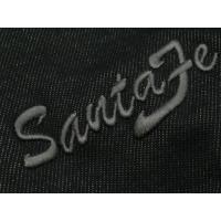 サンタフェ トラックジャケット上下セット 黒 24802-019 santafe