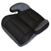 CA産商のフレッシュジュニアシートブラック/グレーです。  座部分に通気性の良いメッシュ素材を使用。...