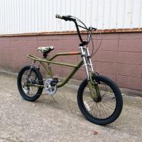 フリーキーバイク(マットオリーブ) /  Freaky Bike(Mat Olive)  ★サドルと...