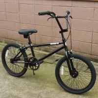 ビーエムエックス(ブラック) /  BMX(Black)  オールドスタイルの「BMX」。 少しアダ...