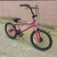 ビーエムエックス(ピンク) /  BMX(Pink)  オールドスタイルの「BMX」。 少しアダルト...