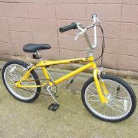 ビーエムエックス(イエロー) /  BMX(Yellow)  オールドスタイルの「BMX」。 少しア...
