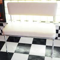 アメリカン・ベンチシート(アイボリー) / American Bench Seat(Ivory)  ...