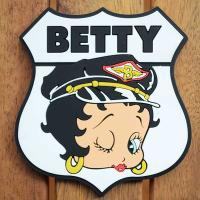 アメリカ生まれのセクシーでかわいい女の子「ベティブープ(Betty Boop)」のオフィシャルライセ...