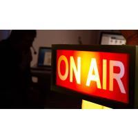 看板 ライト サインランプ(全4種)  TV局やラジオ局のスタジオの入り口にあるサインランプです。 ...
