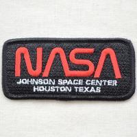サイズ(約):タテ4.5cm×ヨコ10cm  アメリカ航空宇宙局(National Aeronaut...