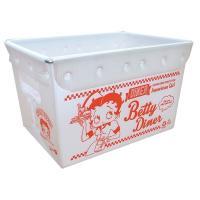 U.S.メールボックス U.S.Mail Box ベティブープ Betty Boop(レッド)  ア...