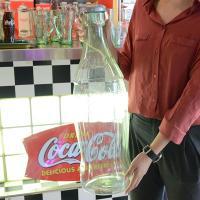 [コカ・コーラ] ボトルスタイルコインバンク / [Coca-Cola] Bottle Style ...