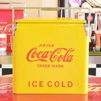 [コカ・コーラ] ピクニックストレージ(イエロー) / [Coca-Cola] Picnic Sto...