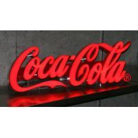 [コカ・コーラ] LEDレタリングサイン / [Coca-Cola] LED Lettering S...