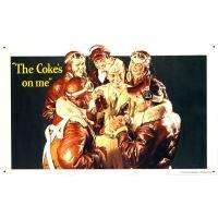 [コカ・コーラ] サインプレート(フライボーイズ) / [Coca-Cola] Sign Plate...